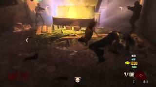 Black Ops 2 Zombies   Funny Moments #2! Boobs, Derpy Running, and More!
