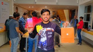 BOUGHT REDMI NOTE 7 PRO 1st Day In INDIA🇮🇳 ..From MI STORE 🔥🔥
