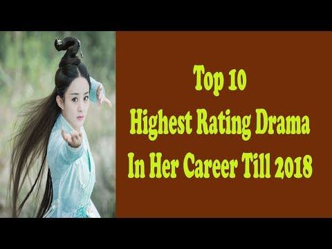 Xxx Mp4 Zhao Liying Top10 Drama In Her Career Till 2018 3gp Sex