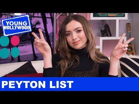 Xxx Mp4 Can Peyton List Predict The Future 3gp Sex