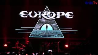 Ganjar Pranowo Nyanyi Carry bareng europe