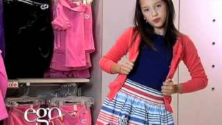 EGO TV te presenta: Capsula de Tendencias en ropa para niñas