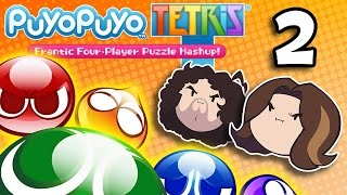 Puyo Puyo Tetris: Get a Grip - PART 2 - Game Grumps VS