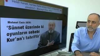 Mehmet Emin Akın- Din Adamlarını İlah ve Rab Edinmek (Talmud'dan Örneklerle)