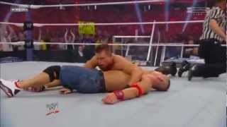 WWE Wrestlemania 27 John Cena Vs The Miz Highlights(HD) (WWE Championship)