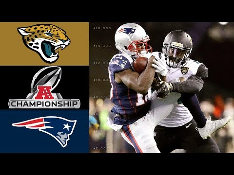 Xxx Mp4 Jaguars Vs Patriots NFL AFC Championship Game Highlights 3gp Sex