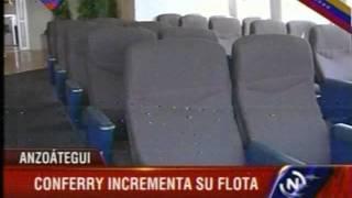 Istúriz: Con estos dos nuevos ferrys se resuelve el problema de viajar a la Isla de Margarita
