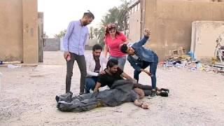 سولاف تدعم خال رزاق بالسيارة وشوفو رزاق شسوه #تحشيش