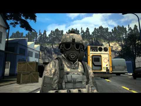 Gmod Zombie Apocalypse: A New Beginning: episode 1