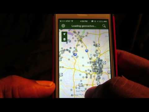 GeoCache - (Geocaching) Find FREE Stuff Around You!