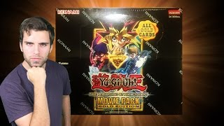 BEST YuGiOh Dark Side of Dimensions Movie Pack GOLD Edition Box Opening! OH BABY!!