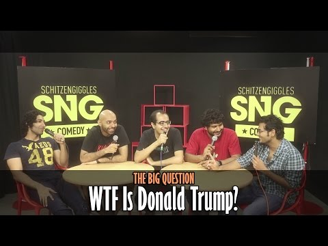 Xxx Mp4 SnG WTF Is Donald Trump Feat Devang Pathak The Big Question Episode 18 Video Podcast 3gp Sex