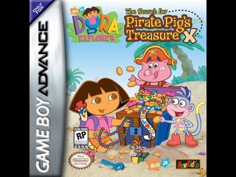 Xxx Mp4 Dora The Explorer The Search For Pirate Pig 39 S Treasure Nintendo Game Boy Advance 3gp Sex