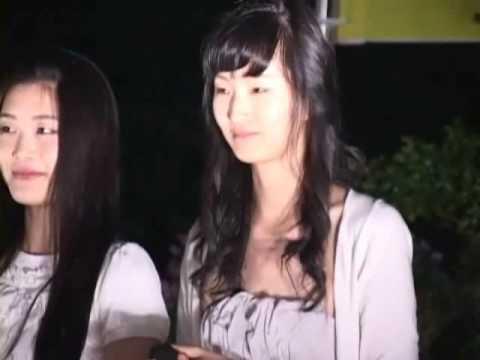 2008 asia pacific super model contest gi min jeong 2 기민정