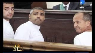العاشرة مساء| مشوار حياة محمد فهمى من قناة الجزيرة إلى السجن الى التنازل عن الجنسية المصرية