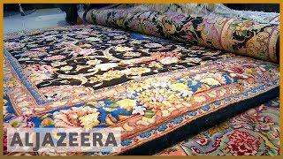 🇮🇷 Iran: Persian rug industry takes a hit after US sanctions   Al Jazeera English