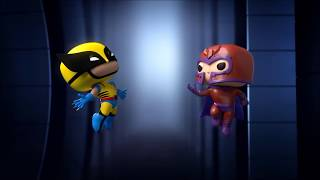 Funko Pop Movie: DCMarverse