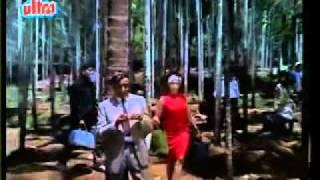 Gumnaam Hai Koi   Lata Mangeshkar, Gumnaam Song x264