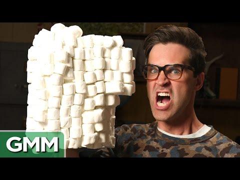 900 Marshmallow Fist Fight