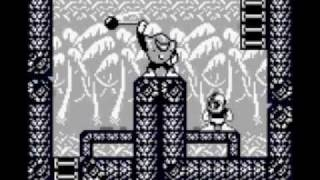 Gameboy Mega Man 3: Snake Mans Stage- No Damage