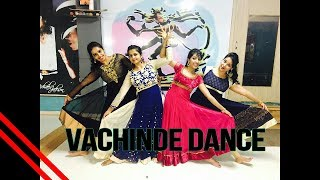 Vachinde Dance Cover | Vachinde Song | Fidaa Songs | FIDAA | Varun Tej, Sai Pallavi | Sekhar Kammula