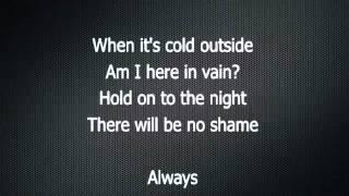 Erasure-Always: lyric video