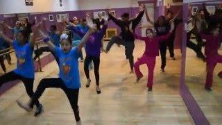 Char din Kulwinder Billa Punjabi Bhangra Class Performance Queens NY USA