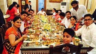 Amitabh Bachchan and Nagarjuna Feast at Prabhu House | Hot Tamil Cinema News