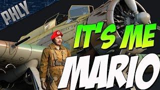 ITALIAN Air Force  NEW Tanks & SMOKE SYSTEMS! (War Thunder 1.69 Gameplay)
