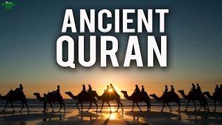 Ancient Style Quran Recitation