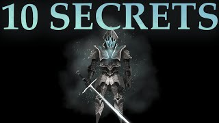 Dark Souls 3 ► 10 Early Game Secrets