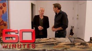 Inside John McEnroe's private art gallery in New York   60 Minutes Australia