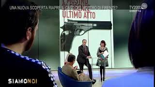 Mostro di Firenze - profiler di Flaminia Bolzan  e Cinzia Tani