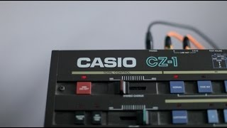 Introducing the Casio CZ-1