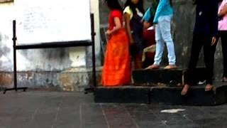 Anak Sanggar Seni Grisbon Latihan Awal di Gedung Kesenian Makassar