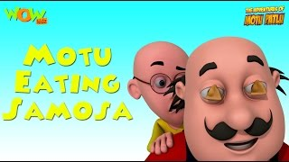 Motu And His Samosas - Motu Patlu Compilation - Part 2 - 50 Minutes of Fun!
