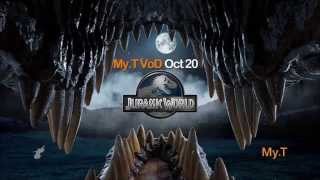 Jurassic World comes to My.T VoD on Tues, Oct 20