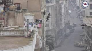 كواليس تصوير فيلم حربي بالبيضاء