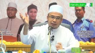 SS DATO DR ASRI-Tak Mampu Tahan Nafsu