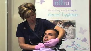 Watch the Oral Cancer Examination Video