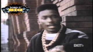 Big Daddy Kane   Aint No Half Steppin Music Video