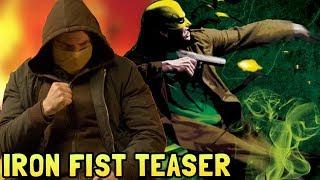 Iron Fist Season 3 Teaser and Season 2 Ending Explained
