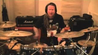 Todd Hansen - Purity Slipknot (Drum cover)