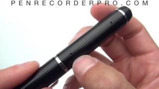 HD 720P Spy Pen Camera Video Recording Pen Recorder (HD90 Model)