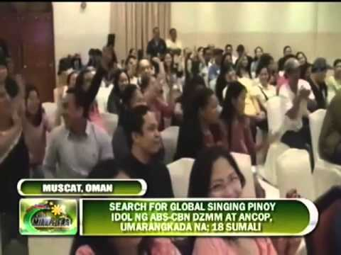 BME ROWEN SOLDEVILLA   SEARCH FOR GLOBAL PINOY SINGING IDOL