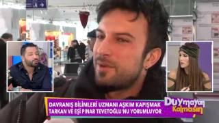 Aşkım Kapışmak Tarkan ve Eşi Pınar Dilek