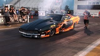 FASTEST 1/4 mile DOOR CAR ON THE PLANET! 5.46@272mph