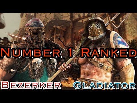 Xxx Mp4 For Honor Number 1 Berserker Vs The Number 1 Gladiator 3gp Sex