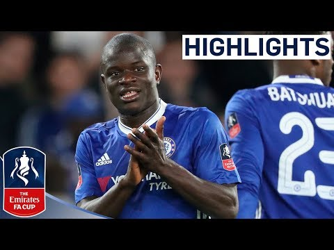 Chelsea 1-0 Manchester United - Emirates FA Cup 2016/17 (QF) | Official Highlights