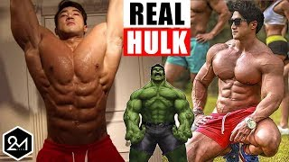 Top 10 Real Life Hulks You Won't Believe Actually Exist